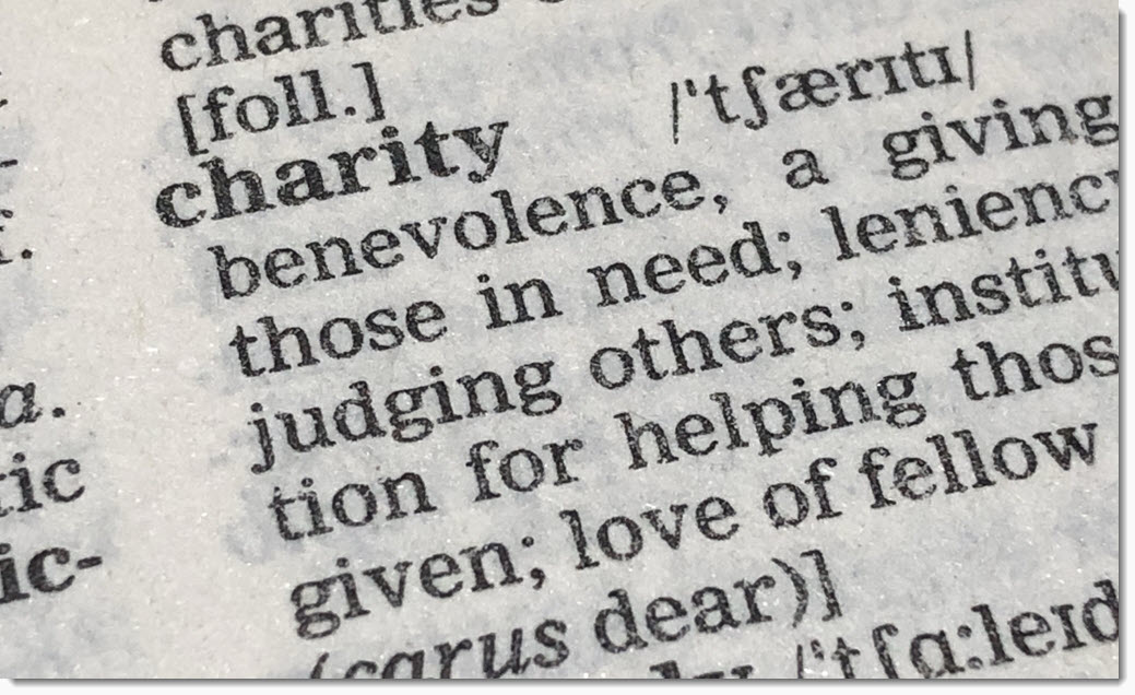 Free journalist requests for charities